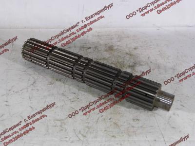 Вал вторичный КПП Fuller RT-11509 КПП (Коробки переключения передач) 18729