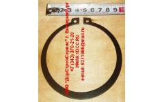 Кольцо стопорное наружнее d- H
